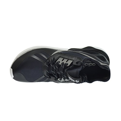 Adidas Tubular Runner Heren Schoenen Kern Zwart / Wit / Grijs B25525