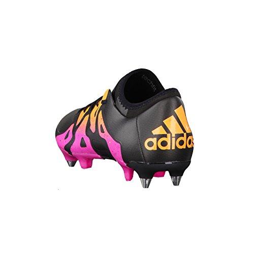 Chaussures Rose De Noir Homme X 1 15 Football Adidas Sg Pour Et RIqnC