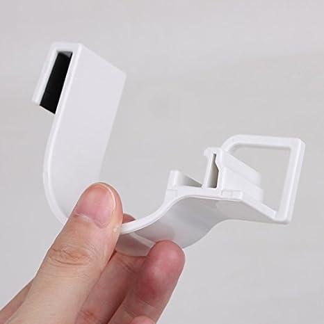 Cinturino per Cinturino Bianco 9,7 Pollici per DJI Regolatore Mavic PRO // Spark Remote Flycoo Staffa per Supporto per Tablet 7,9 Pollici