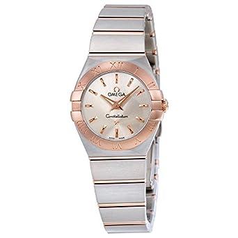 Omega Constellation Ladies Mini Watch 123.20.24.60.02.001 [Watch]  Constellation