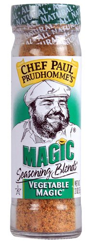 Chef Paul Prudhomme's Magic Seasoning Blends Vegetable Magic -- 2 oz