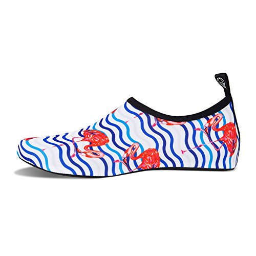 Bird Women Socks Quick Barefoot Dry Swim for Surf Yoga Aqua Water On Slip Beach HMIYA Shoes Men White Fq4U7T7p
