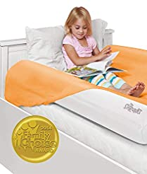 The Shrunks Inflatable Kids Bed Rails fo...