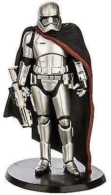 "Disney Star Wars The Force Awakens Captain Phasma 4"" PVC Figure [Loose]"