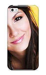 New Style Tpu 5c Protective Case Cover/ Iphone Case - Victoria Justice