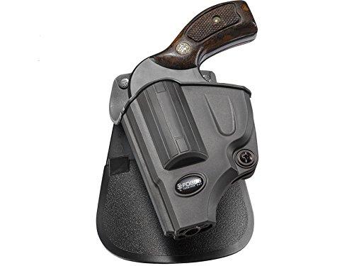 Fobus Evolution Holster Paddle Smith & Wesson J Frame Left Hand Belt, Black
