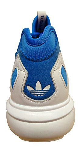 Hombres Af5808 Runner Red Adidas Weave Formadores White Bird Blue Tubular Originals S74812 pgqxPqFI