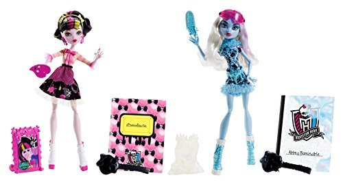 Maven (Monster High Skelita Doll)