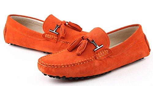 47 Color Talla Baja Mgm Hombre Ante Eu 13 Zapatilla De Naranja Uk joymod 6pq8qwzWY