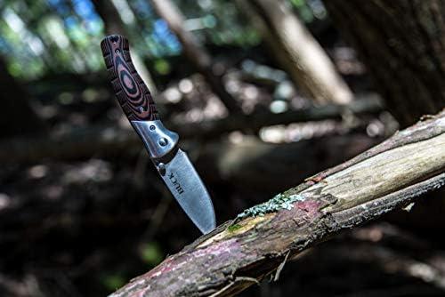 Buck 835 Folding Selkirk
