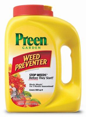 Preen Garden Weed Preventer (Preen 2464175 Garden Weed Preventer)