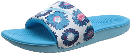 Girl's Nike KAWA Print (GS/PS) (6 Big Kid M) by NIKE