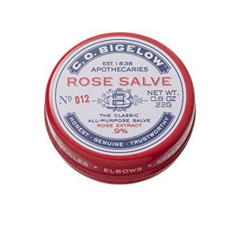 C.O. Bigelow Rose Salve 22g/0.8oz