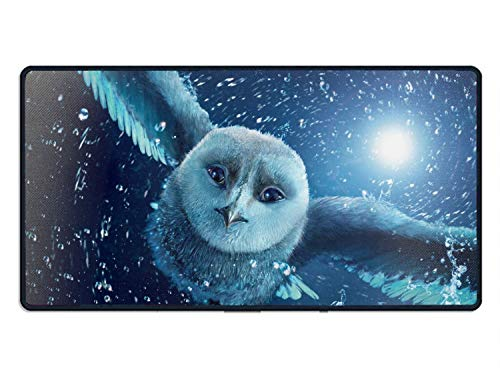 Oversized Mouse Pads Animal CGI Theme Computer Mouse Mat- Stylish, Durable Office Accessory and Gift]()