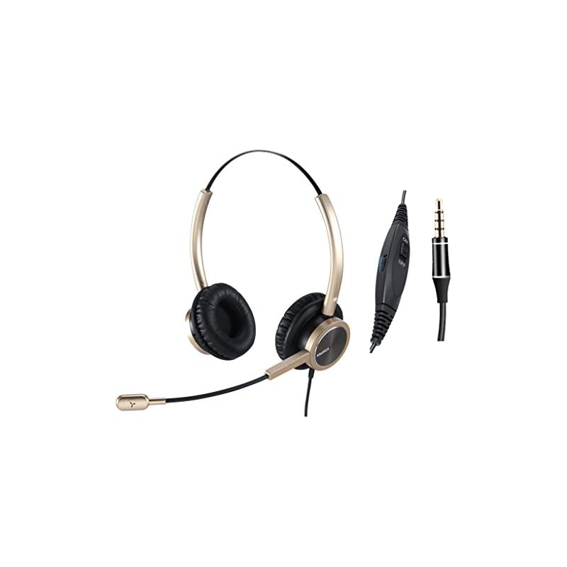 Cell Phone Headset with Nosie Cancelling