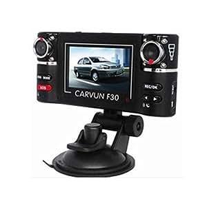 f30 hd dual camera lens car vehicle dvr cam. Black Bedroom Furniture Sets. Home Design Ideas