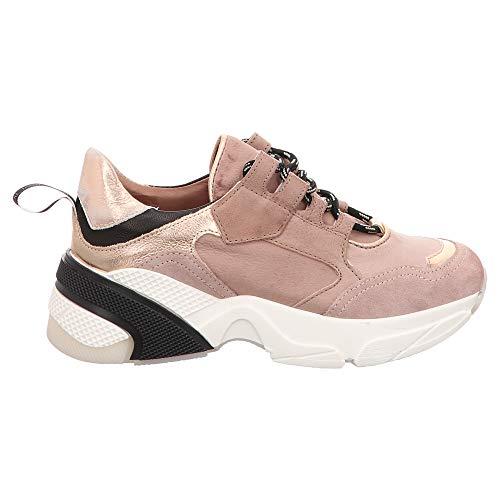 Mjus Femme 0102 Rose 766103 0001 Pour Baskets ZxBAH6Zq
