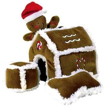 Pet Supplies : Christmas Dog Toy : Outward Hound Kyjen