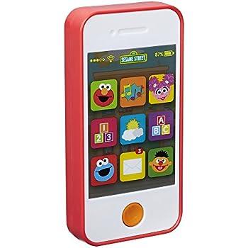 Amazon Com Playskool Sesame Street Smartphone Toys Amp Games