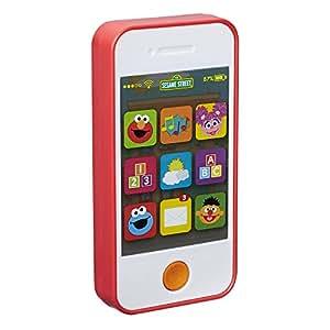 Sesame Street  Ses Elmo & Friends Smartphone Toy
