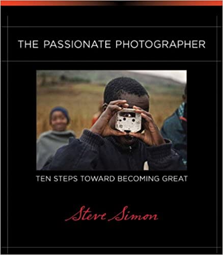 Steve Simon best photography books