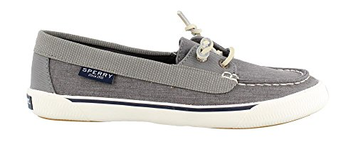 Sperry Women's Quest Rhythm Dark Grey Loafer by Sperry
