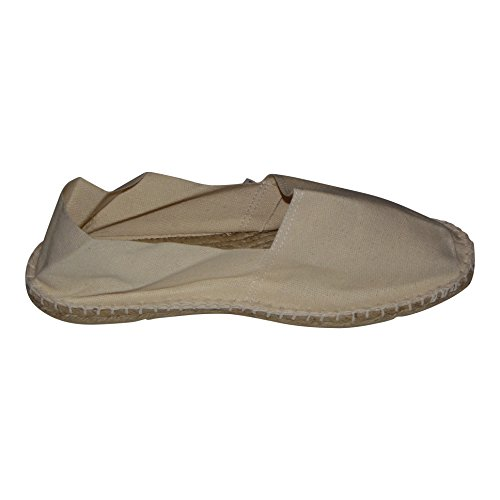 espadrij I originale | Damen | Slipper | Nature (beige) Gr. 41