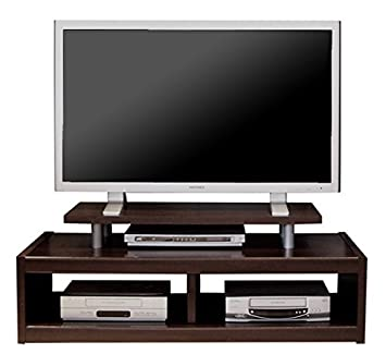 Berlioz Creations Timor Meuble Tv Wenge 116 X 48 X 42 Cm Amazon Fr
