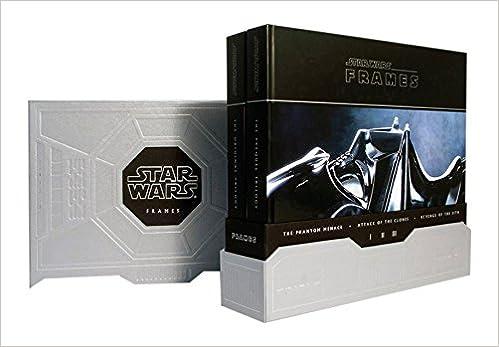 amazoncom star wars frames 9781419704703 george lucas guillermo del toro j w rinzler books