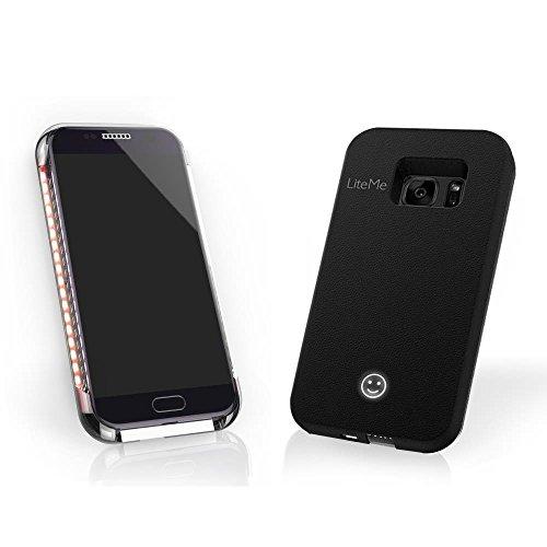 Premium Phone Cases For Samsung S7 Edge Selfie Led Light
