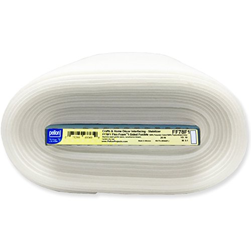 Pellon Flex-Foam 1-Sided Fusible Foam Stabilizer