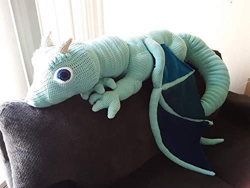 Giant Dragon pillow