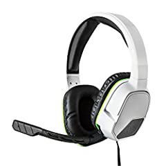 Select your LVL with Afterglow's sleek headset line in brilliant white. Block out distractions with the LVL series noise-cancelling technology for clear audio, hear your games the way you're supposed to with well-balanced sound, and stay comf...