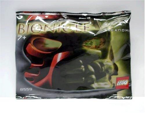 LEGO Bionicle 8559 Krana & Kanohi (Lego Bionicle Mask)