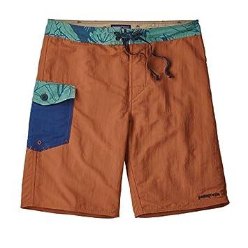 42c172babe Patagonia M 'S Patch Pocket Wavefarer Boardshorts 20 in Shorts, Men, Men,