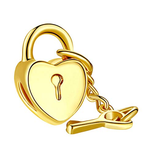 European Silver CZ Charm Beads Fit sterling 925 Necklace Bracelet Chain #604