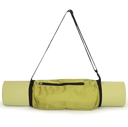 aurorae-yoga-mat-sling-carrier-green