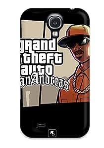 Hot Fashion OkMueOC14329iLzVV Design Case Cover For Galaxy S4 Protective Case (grand Theft Auto )