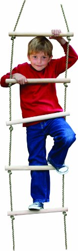 Original Toy Company Rope Climbing Ladder for Kids