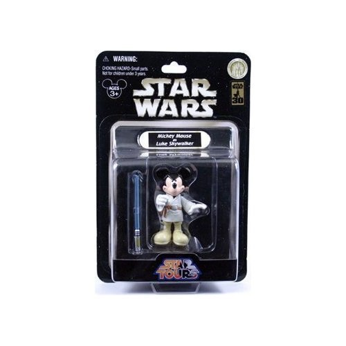 Star  (Star Wars Mickey)
