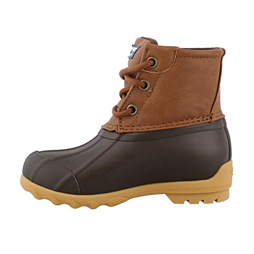 Pictures of Sperry Kids Mens Port Boot (Little Kid/Big Kid) B(M) Womens 5