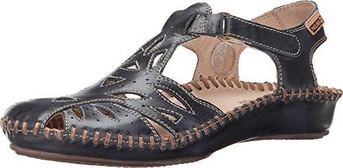 Pikolinos Women's Puerto Vallarta II 655-8312L Navy Blue Sneaker