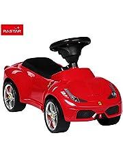 Rastar Riding Wagons Toys, Red - 8184