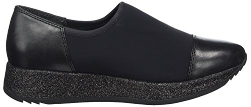 EU 38 Bassa 5 Scarpa Fashion Gabor Shoes Donna Gabor Nero Schwarz w8qIPIv