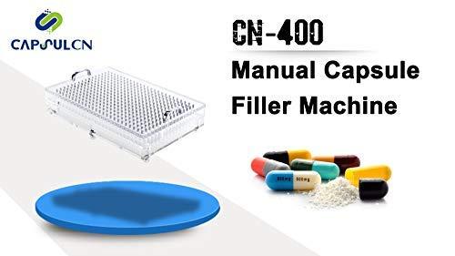 400 capsule machine - 4