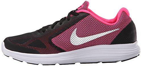 f3bb838faf15 NIKE Girls  Revolution 3 Running Shoe (GS)