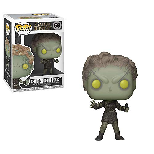 Funko Pop Television: Game of Thrones - Children of The Forest Collectible Figure, Multicolor