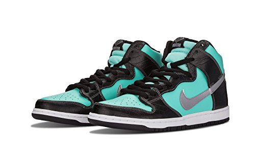 Nike Mens Dunk High PRM SB Diamond Supply Sz 10.5 dfhrdr