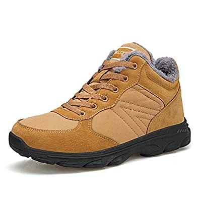 Amazon.com | TORISKY Mens Womens Snow Boots Winter Shoes