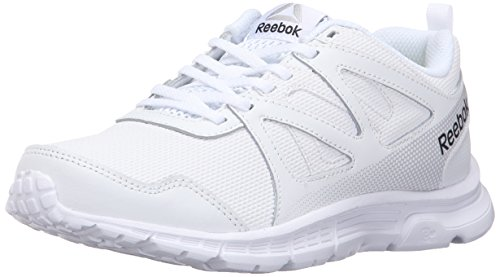 Reebok Run Supreme 2.0 Track Shoe (Little Kid/Big Kid) - ...